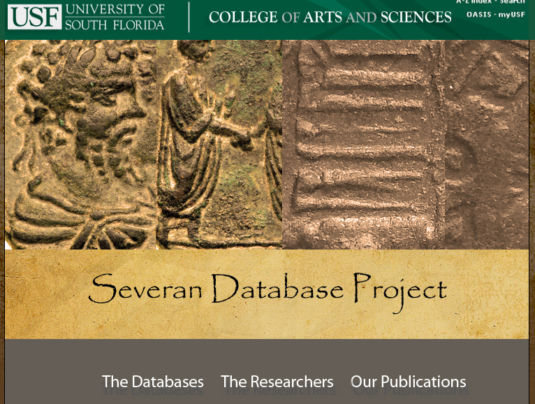Several Database Project, University of South Florida
