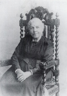 photograph of Harriet Jacobs