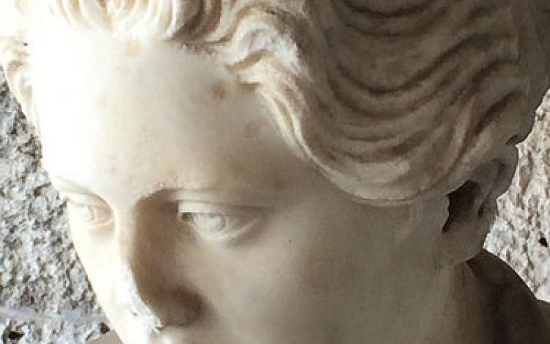 Bust of a Roman Lady