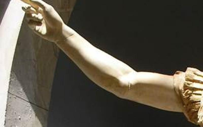 Detail, Augustus Prima Porta