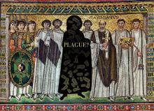 Ravenna Mosaic. Image courtesy of Elizabeth Herzfeldt-Kamprath.