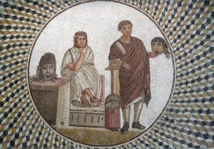 Sousse Mosaic, CC BY-SA 3.0, Ad Meskens