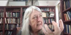 Mary Beard in conversation with Vanessa Stovall and Ky Merkley